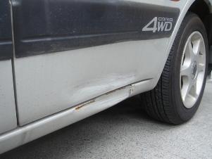 「車修理」こんな凹みも直っちゃいます。第2弾