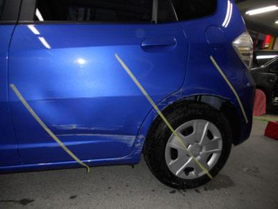 クォーター交換は事故車扱いになってしまうので注意!