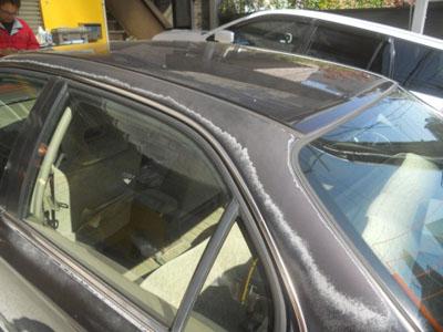 塗装剥がれ、佐藤自動車で修理すればもう安心です!