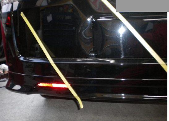 ステップワゴン 板金塗装