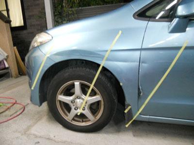 保険修理はお車にとって最良の方法で!